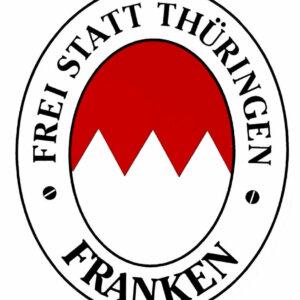 """Aufkleber """"Frei statt Thüringen"""""""