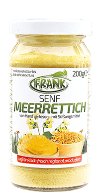 Frank Meerrettich-Senf