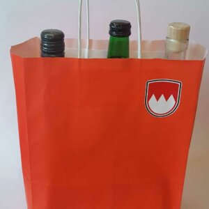 Bocksbeutel-, Weinflaschen-Taschen