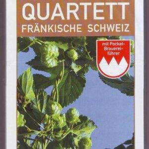 Landbier-Quartett Fränkische Schweiz