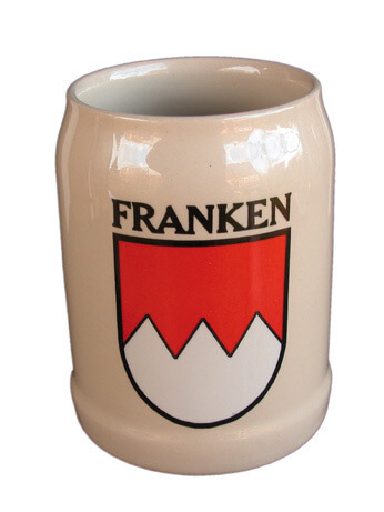 Franken Wappen Seidla