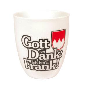 Franken Häela - die Tasse aus dem Tatort