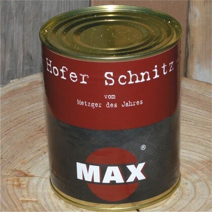 MAX Hofer Schnitz (Eintopf) 850ml