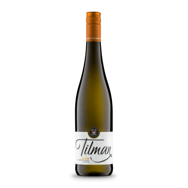 779500222520 0 Tilman Mueller Thurgau Qualitaetswein trocken