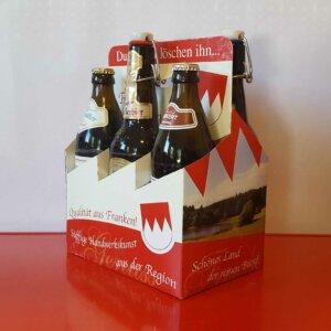 Brauereien und Biere in Franken