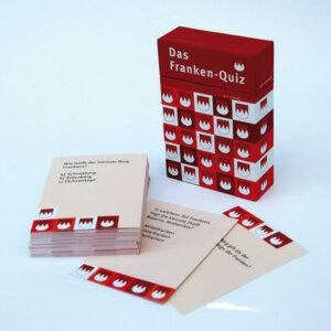 Franken Karten-Quiz