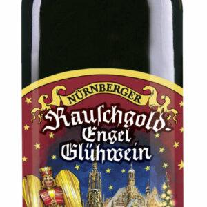 Nürnberger Rauschgold-Engel Glühwein - rot