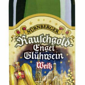 Nürnberger Rauschgold-Engel Glühwein - weiß