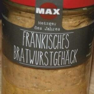 Wurstwaren, Bratwürste auch Gehäck, Sauerkraut