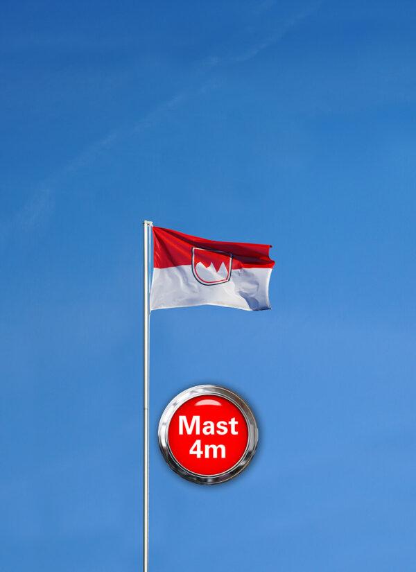 mast 4m